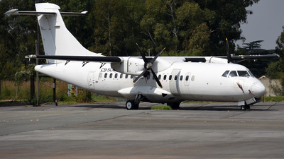 C9-SOL - ATR 42-320 - Solenta Aviation