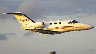 A picture of XAVMX - Cessna 510 Citation Mustang - [5100059] - © Kukulkan Avia