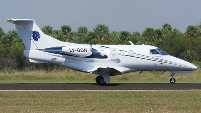 LV-GQN - Embraer 500 Phenom 100 - Flyzar