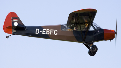 D-EBFC - Piper L-18C Super Cub - Private