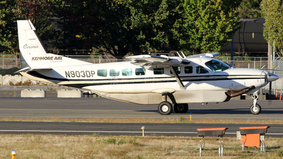 N903DP - Cessna 208B Grand Caravan - Kenmore Air