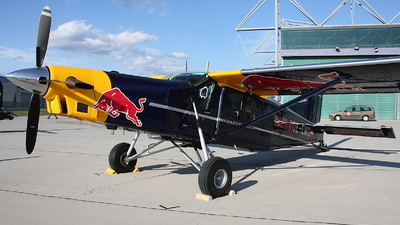 OE-EMD - Pilatus PC-6/B2-H4 Turbo Porter - The Flying Bulls