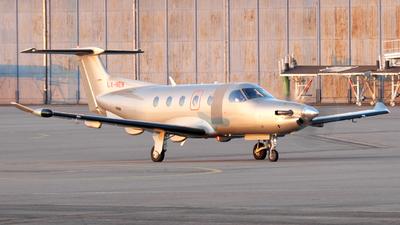LX-NEW - Pilatus PC-12/47E - Jetfly Aviation