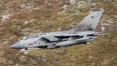 ZA395 - Panavia Tornado GR.4 - United Kingdom - Royal Air Force (RAF)