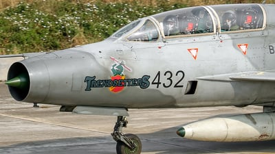 2432 - Chengdu FT-7MB - Bangladesh - Air Force