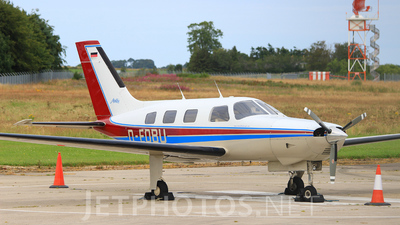 A picture of DEDBU - Piper PA46310P Malibu - [4608013] - © Tartanpics
