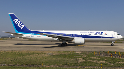 JA608A - Boeing 767-381(ER) - All Nippon Airways (ANA)