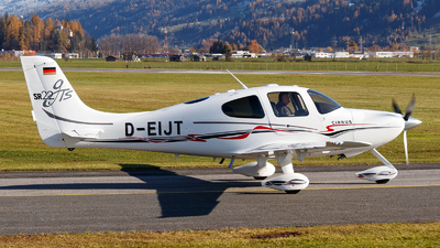 D-EIJT - Cirrus SR22-GTS - Private