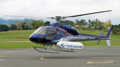 DQ-HFT - Eurocopter AS 355F1 TwinStar - Pacific Island Air