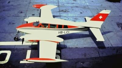 HB-LCI - Cessna 320B Skyknight - Private