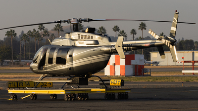 A picture of N407CM - Bell 407 - [53722] - © Taylor Kim