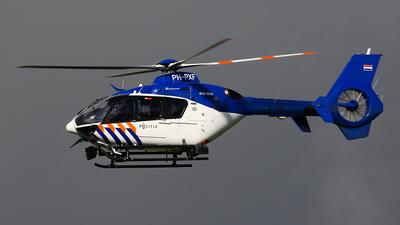 PH-PXF - Eurocopter EC 135P2+ - Netherlands - Police
