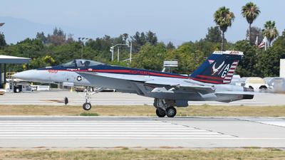 166817 - Boeing F/A-18E Super Hornet - United States - US Navy (USN)