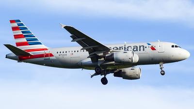 N752US - Airbus A319-112 - American Airlines