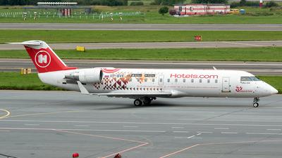 VP-BVK - Bombardier CRJ-200ER - Rusline