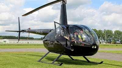 G-HALS - Robinson R44 Raven II - Northumbria Helicopters