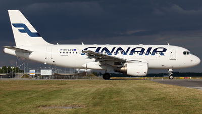 OH-LVG - Airbus A319-112 - Finnair