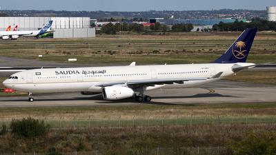 HZ-AQ27 - Airbus A330-343 - Saudi Arabian Airlines