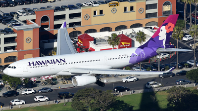 N379HA - Airbus A330-243 - Hawaiian Airlines