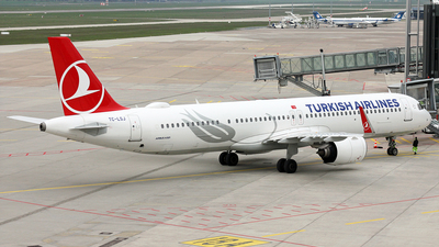A picture of TCLSJ - Airbus A321271NX - Turkish Airlines - © Florian Resech