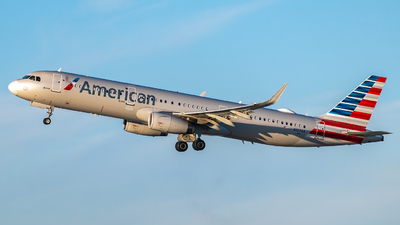 N157AA - Airbus A321-231 - American Airlines