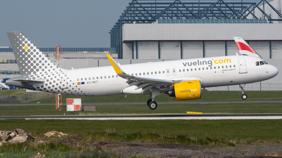 EC-NCT - Airbus A320-271N - Vueling Airlines