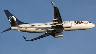 B-1227 - Boeing 737-85N - Shandong Airlines