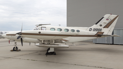 D-IHHH - Cessna 421B Golden Eagle - Private