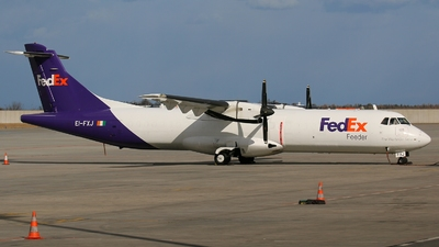 EI-FXJ - ATR 72-202(F) - FedEx Feeder (Air Contractors)