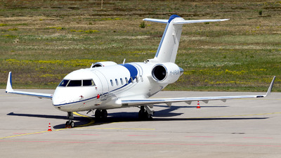 M-ARUB - Bombardier CL-600-2B16 Challenger 650 - Private