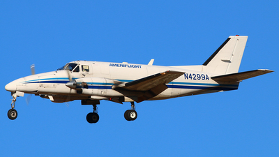 N4299A - Beech 99 Airliner - Ameriflight