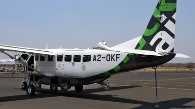 A2-OKF - Cessna 208B Grand Caravan EX - Mack Air
