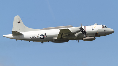 159893 - Lockheed EP-3E Orion - United States - US Navy (USN)