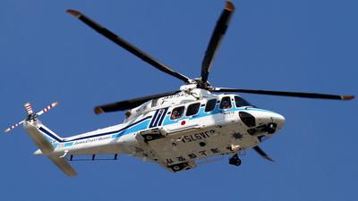 JA975A - Agusta-Westland AW-139 - Japan - Coast Guard