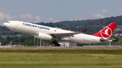 TC-JDO - Airbus A330-243F - Turkish Airlines Cargo
