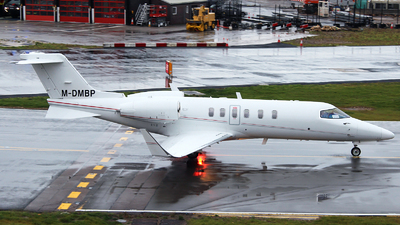 M-DMBP - Bombardier Learjet 40 - Private