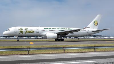 N524AT - Boeing 757-23N - Fly Jamaica