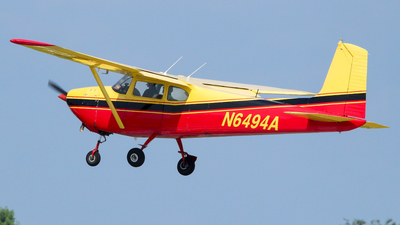 N6494A - Cessna 182A Skylane - Private
