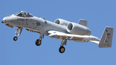 79-0120 - Fairchild A-10C Thunderbolt II - United States - US Air Force (USAF)