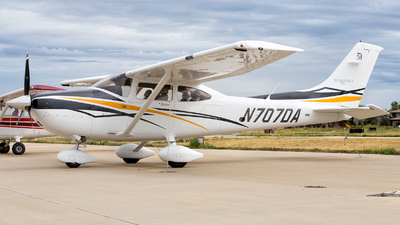 N707DA - Cessna T182T Skylane TC - Private