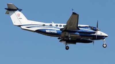 N814HS - Beechcraft B300 King Air - Private