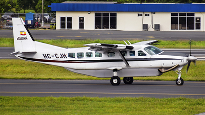 HC-CJH - Cessna 208B Grand Caravan - Aerovic