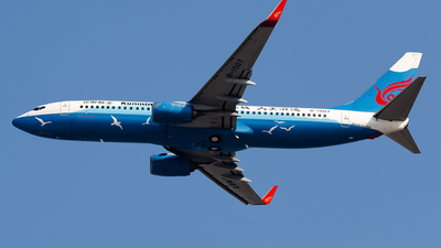 A picture of B1507 - Boeing 7378LY - Kunming Airlines - © Song Yingqi