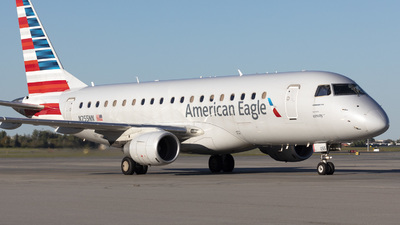 N255NN - Embraer 170-200LR - American Eagle (Envoy Air)