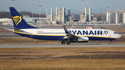 9H-QCV - Boeing 737-8AS - Ryanair (Malta Air)