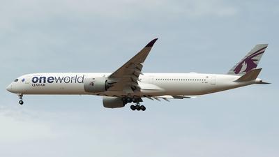 A7-ANE - Airbus A350-1041 - Qatar Airways