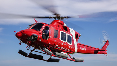 C-GCGQ - Bell 412EPI - Canada - Coast Guard