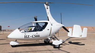 HZ-CS66 - AutoGyro Europe Calidus - Private