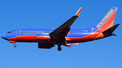 A picture of N7714B - Boeing 73776N - [32679] - © Evan Dougherty