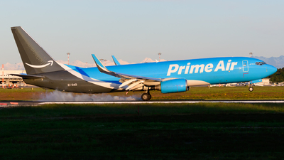EI-DAD - Boeing 737-8AS(BCF) - Amazon Prime Air (ASL Airlines)